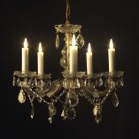 E-candle Easy-Luxe Chandelier