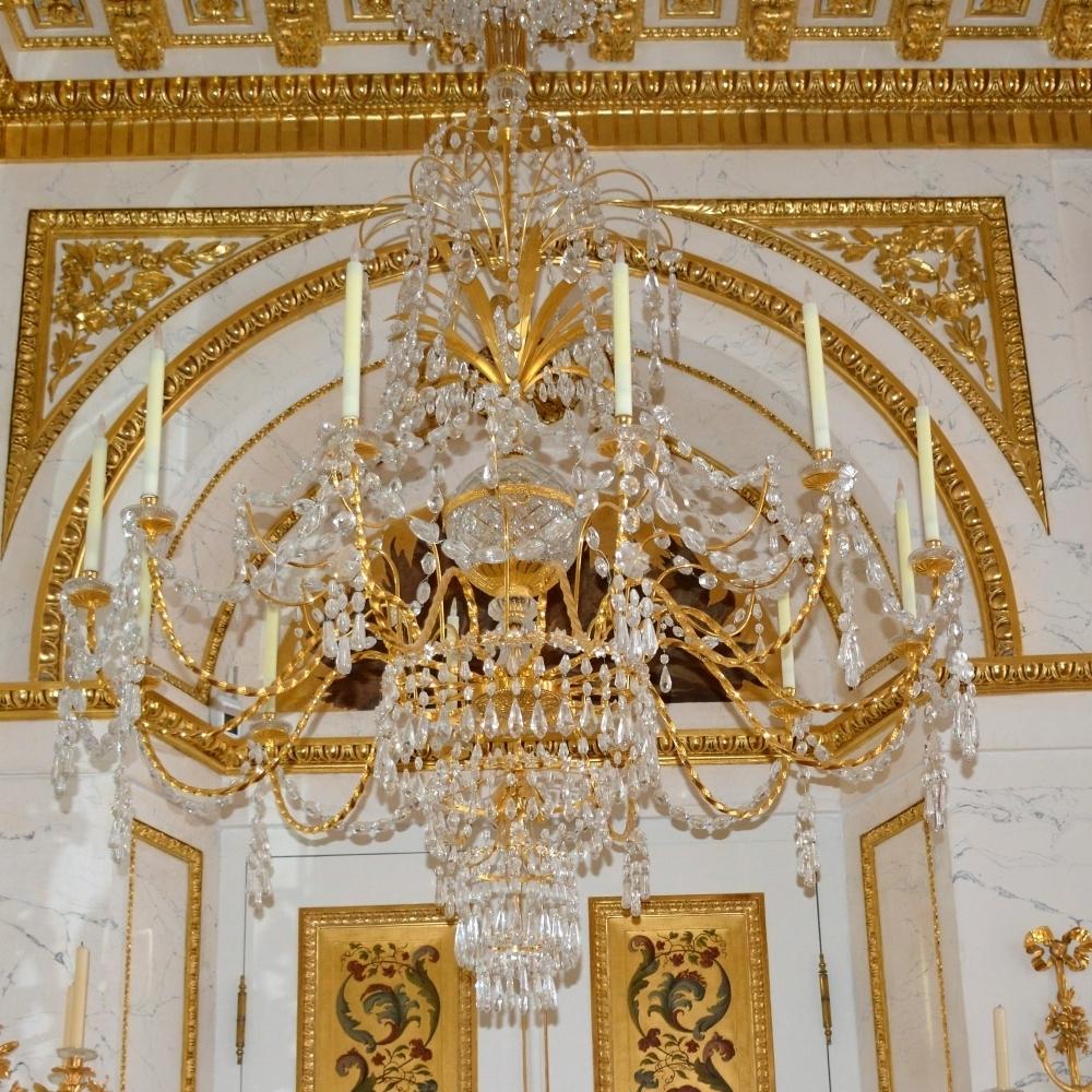 Poważnie Wilanów Palace Museum - E-candle IO16